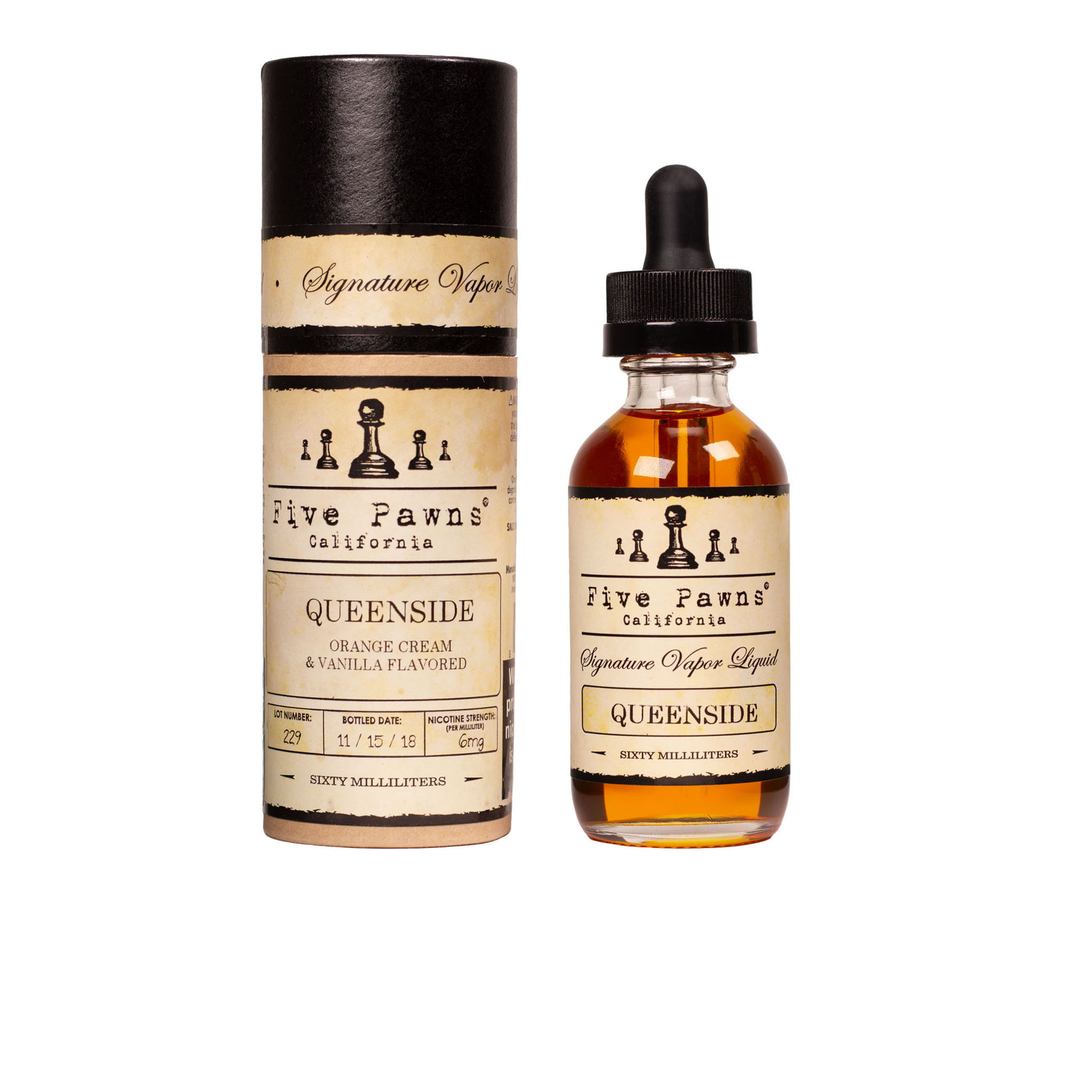 Five Pawns Queenside 2